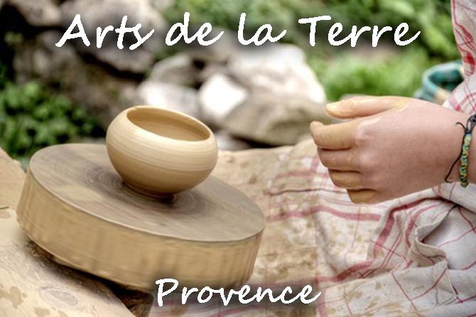 Métiers des Arts de la Terre en Provence