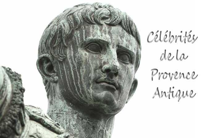 Liste des célébrités de la Provence Antique