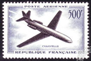 Caravelle_Timbre_France