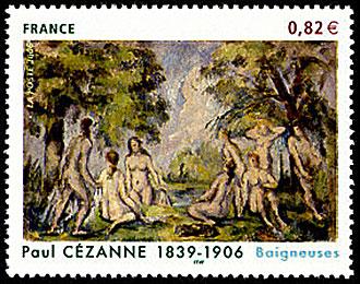 Cezanne_Baigneuses