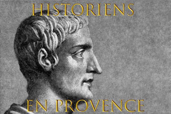 Liste des historiens en Provence