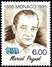 Marcel-Pagnol_timbre_Monaco