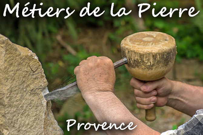 Métiers de la Pierre en Provence