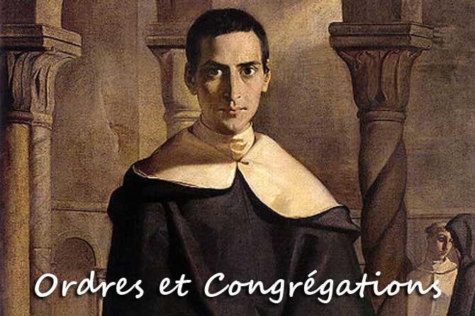 Liste des Chrétiens de Provence par Ordres et Congrégations