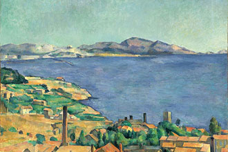 Paul-Cézanne.-Port-de-Mars-