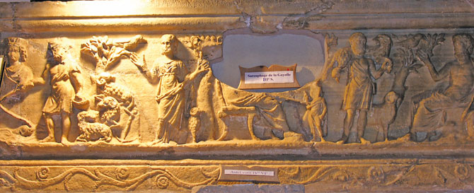 Sarcophage Brignoles