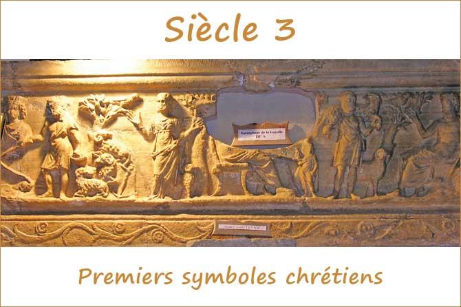 Siècle Chrétien 3 en Provence