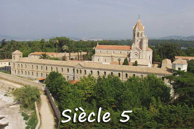Siècle 5 en Provence Chrétienne