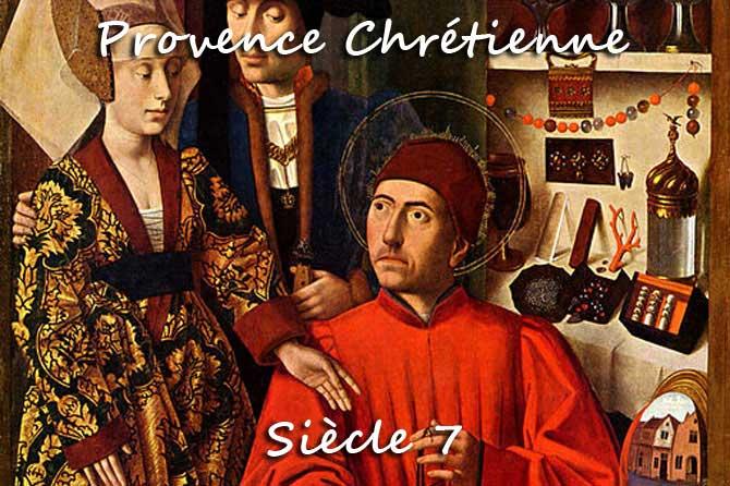 Siècle 7 en Provence Chrétienne