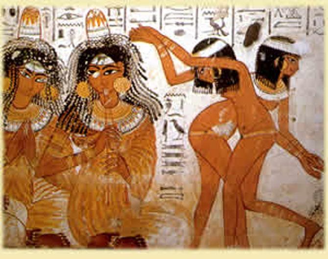 danse_femmes-Egypte-Antique
