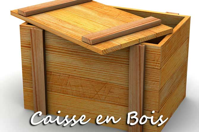 caisse en bois en provence provence 7. Black Bedroom Furniture Sets. Home Design Ideas
