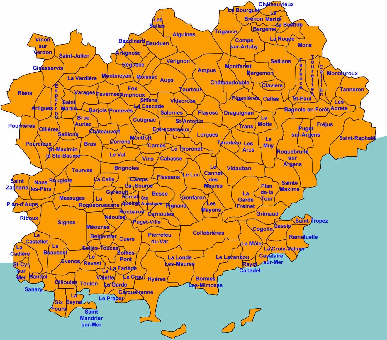 Garéoult à visiter (83) | Provence 7