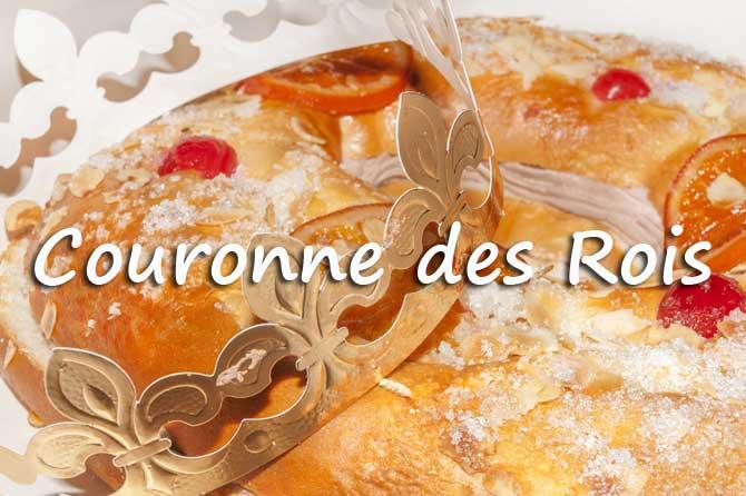 Gâteau des Rois en Provence