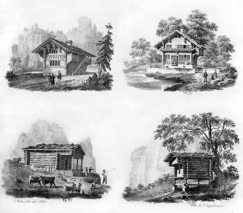 Illustration-chalets