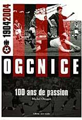 Ogc-Nice-100-Ans-De-Passion