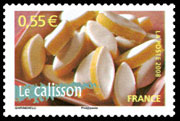 Calisson_Timbre_France