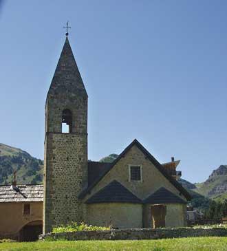 Chapelle St-Erige d'Auron