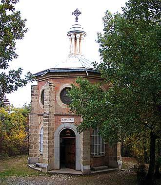 Chapelle-du-Précieux-Sang