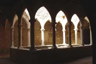 Lérins-St-Honorat-Cloître