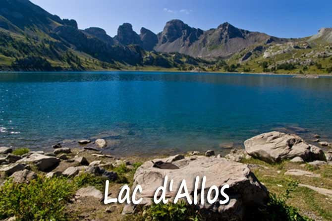 Lac d 39 allos visiter 04 provence 7 - Office du tourisme allos alpes de haute provence ...
