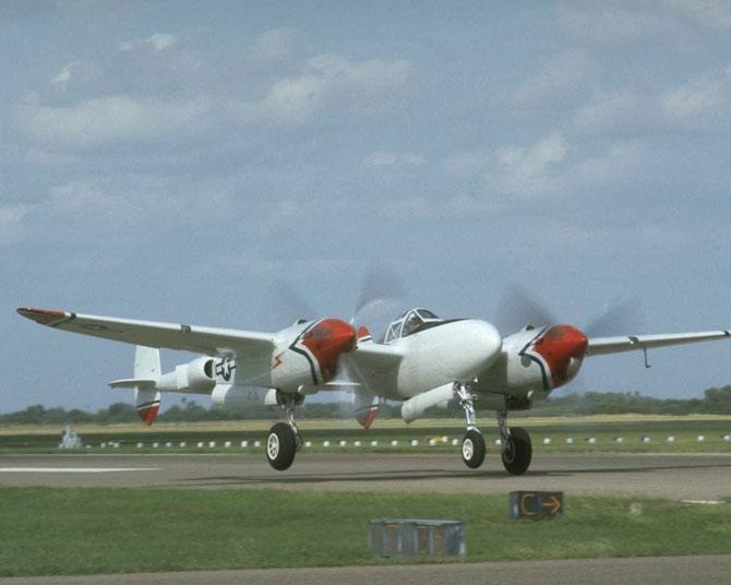 P38-_décollage