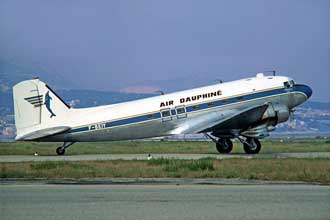 Air-Dauphiné-Douglas-C-47