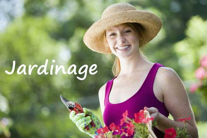 Jardinage en Provence
