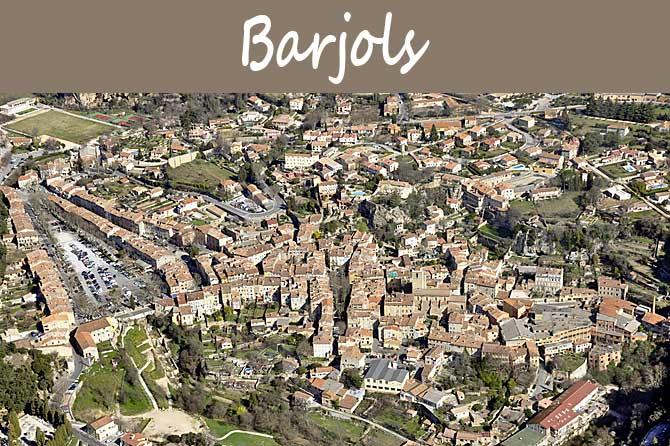 Barjols à visiter (83)