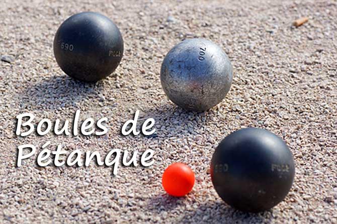 Boules de p tanque provence 7 for Choisir ses boules de petanque