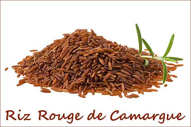Riz Rouge de Camargue   Provence 7 31ae98bc2f6