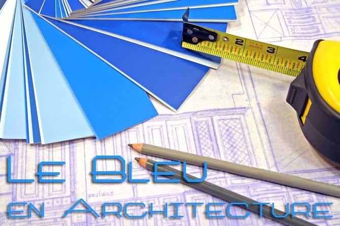 Le Bleu En Architecture En Provence Provence 7