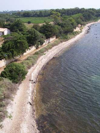 Plage-Sud-de-l'Ile-Saint-Ho
