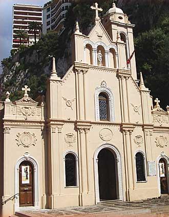 Monaco-Sainte-Dévote