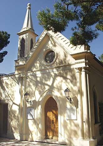 Monaco-chapelle-de-la-Paix