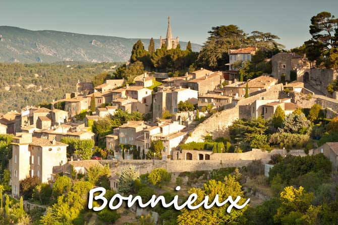 vaucluse bonnieux