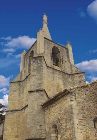 Bonnieux-Eglise-Haute