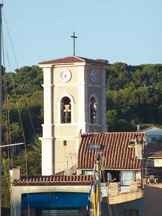 Cassis-Clocher-St-Michel