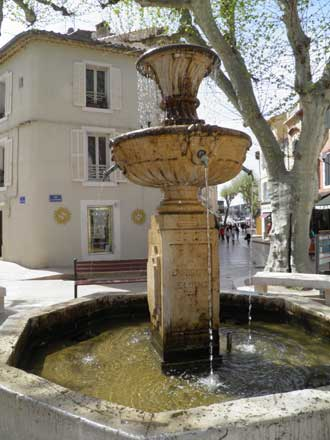 Cassis-Fontaine