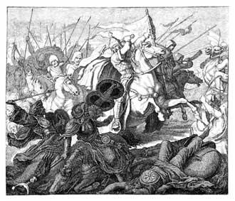 Combat-contre-les-Sarrasins