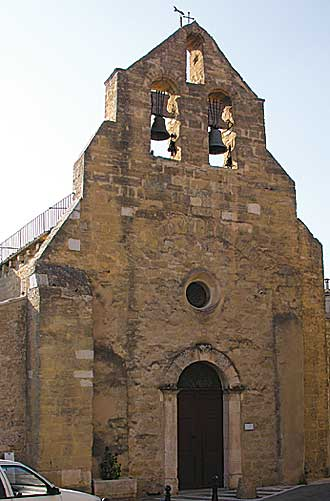 Cornillon-Confoux-église