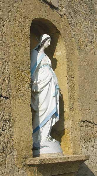 Cornillon-Confoux-Vierge