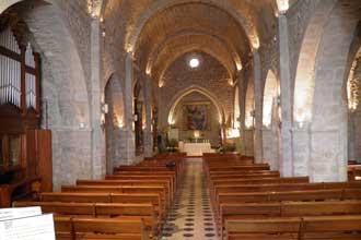 Gréoux-Interieur-eglise-Ver