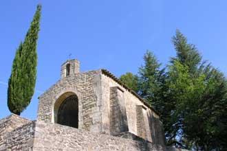 Ansouis-Chapelle