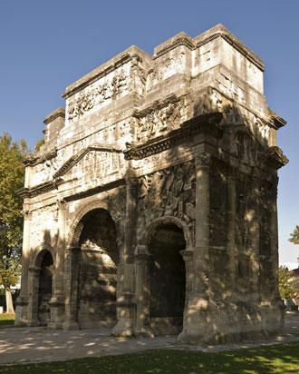 Arc-de-Triomphe-Orange-iSto
