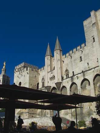 Avignon-Palais-Entrée-Verli