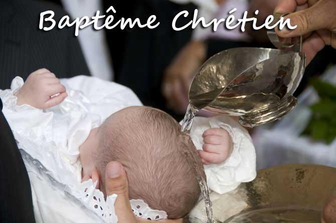 Baptême Chrétien en Provence