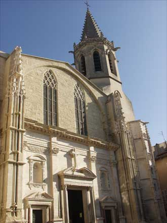 Carpentras-Cathedrale