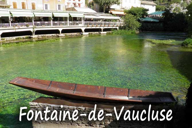 Fontaine-de-Vaucluse à visiter (84)