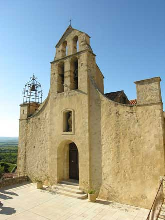 Gigondas-Eglise-Verlinden