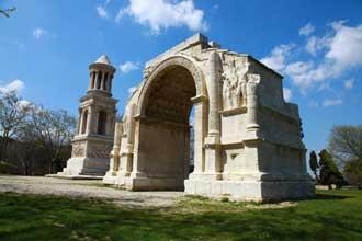 Glanum-Arc-de-Triomphe-Roma